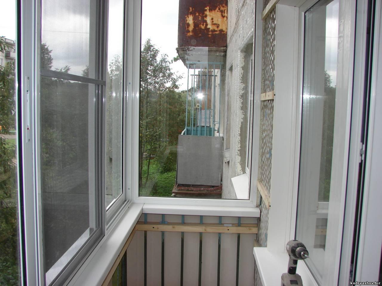 Остекление балконов и лоджий п 111 цена..